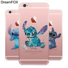 Lilo and Stitch Soft TPU Case For IPhone X XR XS Max 8 7 Plus 6 6S Plus 5S SE