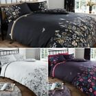 Maria New Duvet Cover with Pillowcase Quilt Cover Bed Set Single Double King