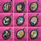 Disney Princesses Vintage Pendants