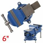 Best Bench Vises - Heavy Duty Engineers Vice Vise Swivel Base Workshop Review