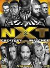 WWE: NXT's Greatest Matches Vol. 1 DVD Factory Sealed FREE SHIPPING in US