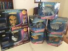 Star Trek Strike Force Playmates Ship and Playset with Action Figures