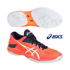 ASICS Japan TVR492 Orange White 2018 Men's V-SWIFT FF Low Volleyball Shoes
