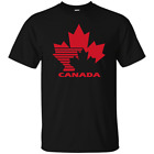 Team Canada, Retro, 80's, Hockey, Logo, Jersey, T-Shirt
