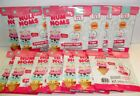 NUM NOMS FASHION TAGS SERIES 1 & 2 LOT OF (12) PACKS 1 TAG & SCENTED STICKER