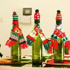 Pieces Wine Bottle Cover Party Supplies Christmas Decoration Santa Claus