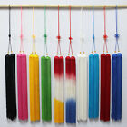 Hand-woven KungFu TaiChi Wushu martial art Exercise long Sword tassels 10color