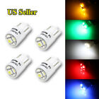 4X 194 168 921 2521 BEAUTIFUL LED BULBS REPLACEMENT 5 1210 SMD CHIPS 5 COLORS