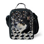 Cute Dog School Thermos Lunch Bags Box Containers Cooler Sto