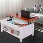Hyde Hidden Storage Secret Mini Bar Coffee Table So