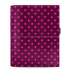 Filofax A5/Personal/Pocket Size Domino Patent Diary Planner Notebook Organiser