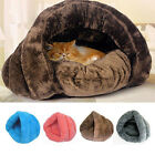 Dog Cat Pet Warm Sleeping House Bed Mat Cave Pad Puppy Igloo Nest Kennel Pad bg
