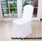 Profitable Cheap Polyester Banquet Chair Covers Wedding Reception Party Decorations