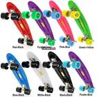 "8 Colors Retro Penny Style 22"" Cruiser Complete Skateboard for Kids, Beginners.~ image"