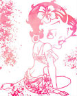 Betty Boop Poster Pin Up Girl Print Abstract Art  5198 £19.0 GBP