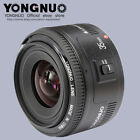 YONGNUO EF LENS YN100MMF2 YN85MM F1.8 YN50MMF1.8 YN35MM F2 for canon EOS DSLR