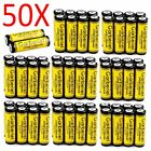 GARBERIEL 1200mAh 14500 Li-ion 3.7V Rechargeable Battery For Flashlight USA