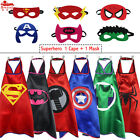 mickey birthday party ideas - Cape for kid birthday party favors and ideas Kids Superhero Cape 1 cape+1 mask