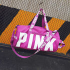 NWT Victoria's Secret PINK love Duffle Gym Bag *5 Colors* Free Shipping!!