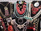 Grandmas Estate ALL Wearable Re-Sellable Vintage to Modern Jewelry Pound Lots фото