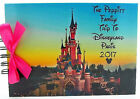 A6 PERSONALISED DISNEY AUTOGRAPH BOOK-POCKET SIZE HARDBACK PROTECTIVE COVERS +++