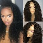 Glueless 360 Lace Frontal Wig Peruvian Human Hair Full Lace Wig With Baby Hair @