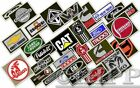 TRUCK DIESEL ENGINE EMBROIDERED IRON OR SEW ON PATCHES MOTOR POWER STROKE TURBO