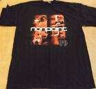 NONPOINT 4 Panel Photo Logo T-Shirt **NEW concert tour music band XL  image