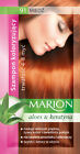 24 Marion Hair Colour Shampoo Dye Sachet Lasting 4 to 8 Washes Wash Out + GLOVES