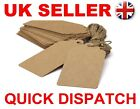 100pc Kraft Paper Varied Sizes & color Tags Label Card Wedding Gift FREE Twine