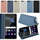 Smart Flip Touch Mirror Stand Case Cover For Huawei Mate 10 Pro P10 P9 P9 Lite +