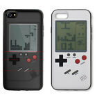 Gameboy Tetris Phone Case Cover  Blokus Console Play For iPhone 6S 7 8 Plus X