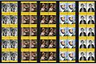 SHIRLEY TEMPLE, CAPTAIN JANUARY SET OF 5 MINT STAMPS