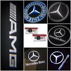 2/4 MERCEDES BENZ CREE LED PROJECTOR DOOR LIGHTS PUDDLE LASER COURTESY LOGO LAMP