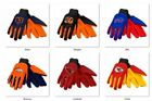 NFL Colored Palm Utility Gloves by Forever Collectibles -Select- Team Below $8.95 USD on eBay