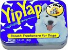 (3 Pack) Chomp Yip Yap Breath Fresheners for Dogs