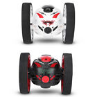RC Bounce Toy 2.4GHz RC Jumping Bounce Car with Flexible Wheels Rotation LED US
