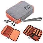 Waterproof Double Layer Travel Storage Bag Organizer Digital Gadget Case Cable