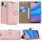 Case Cover For Huawei P Smart Y6 2019 P30 P20 Pro Lite Flip Wallet Leather Stand <br/> Free Stylus✅1st Class Post ✅Mate 20 Pro/Lite/P30/P20