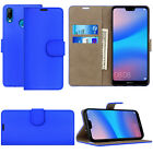 Case Cover For Huawei P Smart/P20 Lite/P20 Pro/Y6 2018 Flip Wallet Leather Stand <br/> Free Stylus✅1st Class Post ✅Mate 20 Pro/Lite/All Honor