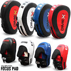 Boxing Focus Pads Hook and Jab Mitts Kick MMA Training Punching Gloves Curved