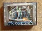 NEW/SEALED HOLOGRAFX-CREATE HOLOGRAPHIC EFFECTS USING SMARTPHONE OR I-POD TOUCH!