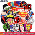 funny pictures for kids - 50pcs Mixed Super Hero Stickers Funny JDM Kids Toy Sticker for DIY Luggage