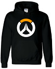 Overwatch game logo hoodie hooded top sweatshirt 25 colors Adult and Child Sizes