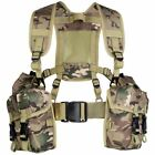 HIGHLANDER FULL PLCE WEBBING SET TACTICAL MILITARY HUNTING CARGO VEST HMTC CAMO