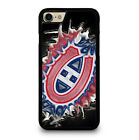 MONTREAL CANADIENS STYLE iPhone 4 5/S/SE 5C 6/6S 7 8 Plus X/XS Max XR Case Cover $15.9 USD on eBay