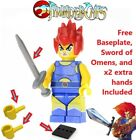 Thundercats Lion-O Lion O Mini Figure 1985 Universally Compatible Star Wars UK £2.99 GBP on eBay