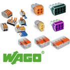 WAGO 221 222 773 Series Electrical Clamp Push Connectors Wire Cable Terminals