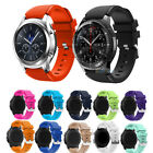 Silicone Strap Wrist Watch Band For Fossil Q Founder Gen 1 /2 , Fossil Q Wander