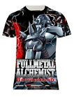 NEW FULL METAL ALCHEMIST TEE T-SHIRT  REGULAR UK/US FIT TEE